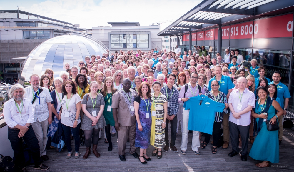 Fair Trade Towns International Conference Bristol, UK  2015