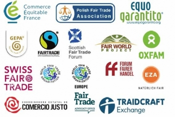 Signatories to the COP25 position paper on behalf of the Fair Trade movement